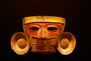 Mask From Teotihuacan