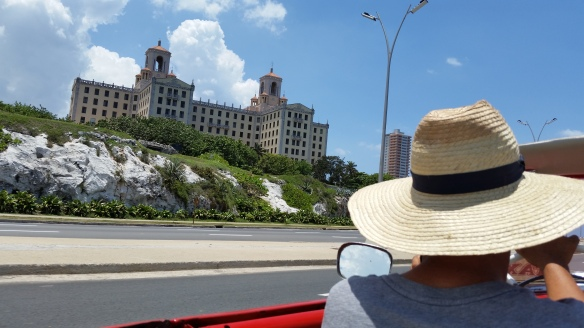 The Hotel Nacional, former home of mobsters and gamblers, now just gorgeous.